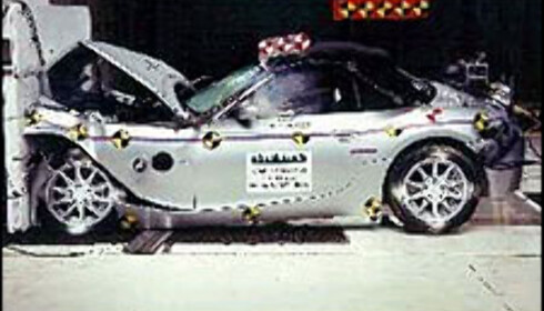 BMW Z4: 11 av 15 poeng (ikke bakseter)