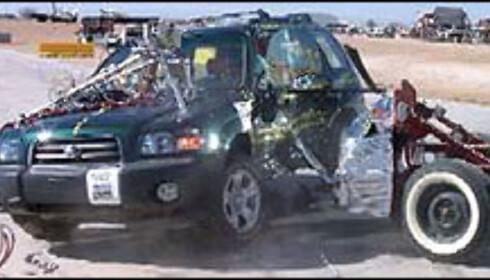 Subaru Forester: 20 av 20 poeng