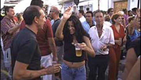 Fest i Portugal året rundt og døgnet rundt. Foto: www.photito.com