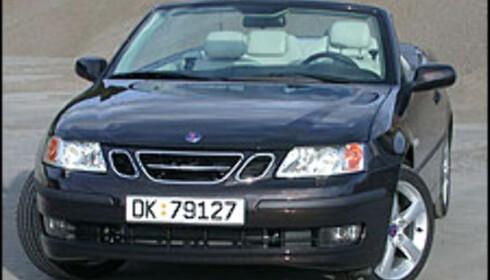 TEST: Saab 9-3 1.8 T kabriolet