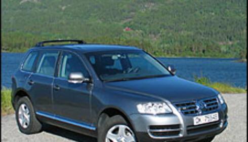 TEST: Volkswagen Touareg 2.5 TDI