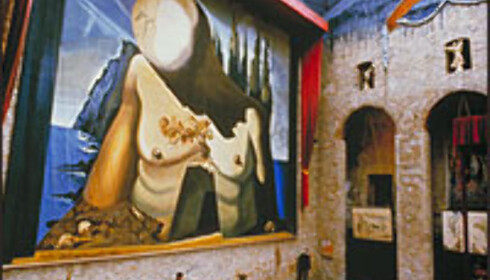 Teatre-Museu Dalí i Figueres.  Foto: Fundació Gala-Salvador Dalí Foto: Fundació Gala-Salvador Dalí