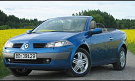 image: TEST: Renault Megane CC 1.6