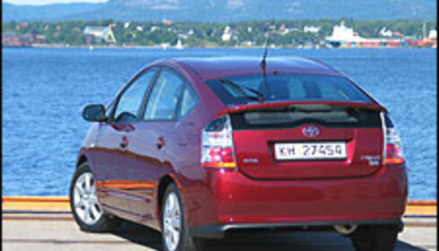 TEST: Toyota Prius