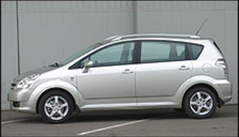 TEST: Nye Toyota Corolla Verso 1.8 Sol