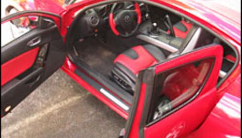 TEST: Mazda RX-8