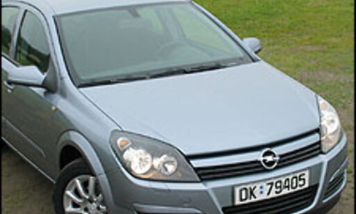 image: TEST: Opel Astra 1.6