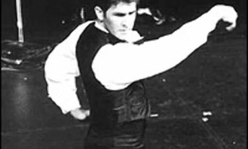 Juan del Valle danser. Foto: www.juandelvalle.com Foto: www.juandelvalle.com - ikke til gjenbruk!!!