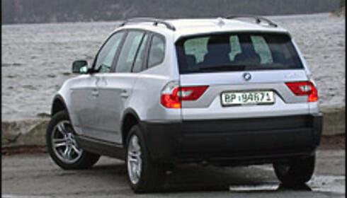 TEST: BMW X3 2.0d