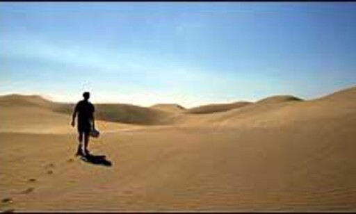 Maspalomas lokker med tilnærmet uendelige sanddyner. Foto: Roger Grimstad