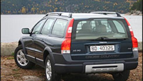 TEST: Volvo XC70 D5