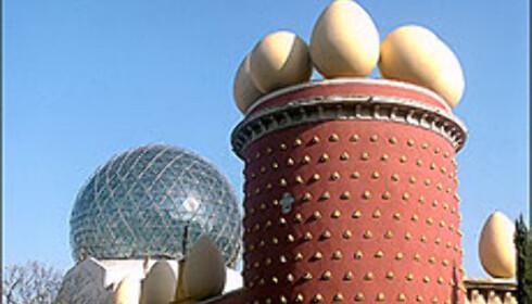Teatre-Museu Dalí  Foto: Fundación Gala-Salvador Dalí Foto: IKKE TIL GJENBRUK