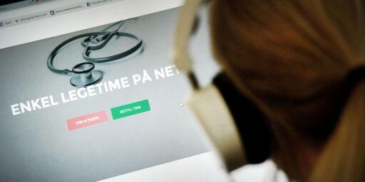 image: Tilbyr videokonsultasjon for syke skoleelever