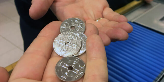 image: Se når butikken kan si nei til å ta imot myntene dine