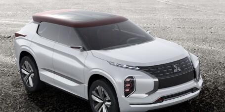 Mitsubishi strammer greper om hybrid-markedet