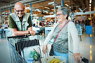 image: Dette sparer de på å handle i Sverige