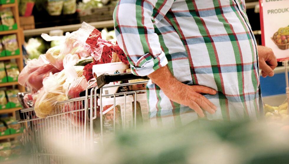 HAMSTRE? Pass på kvoten for antall kilo kjøtt - og andre kvotegrenser. Foto: Ole Petter Baugerød Stokke
