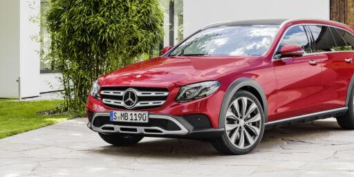 """image: Endelig kommer også Mercedes med en """"Allroad"""""""