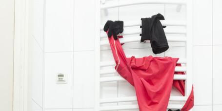 Vond lukt av treningsklærne?