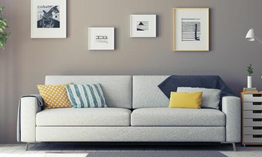 image: Slik designer du hjemmet ditt fra sofakroken