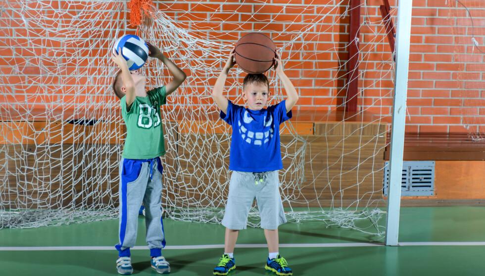 DE FÆRRESTE AV OSS ER IDRETTSTALENTER, bør ikke fokuset i idretten da være bredde, allsidighet og rett slet være et møtepunkt for fysisk aktivitet? Foto: Oleg Mikhaylov / Shutterstock / NTB scanpix