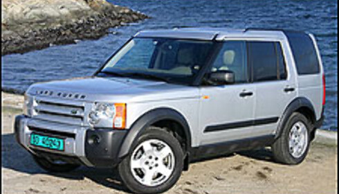 TEST: Land Rover Discovery 3 V8 vare