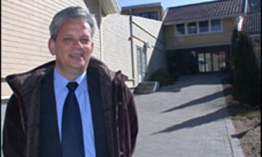 Salgs- og markedssjef Rune Kjellemo.