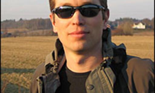 Jardar Valand er ekspedisjonsleder.