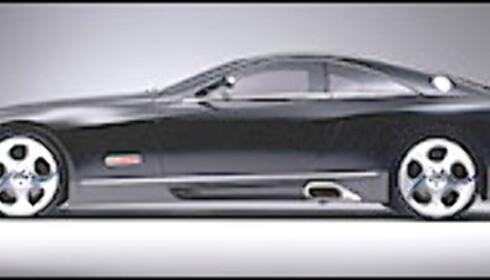 Mercedes med 700 hesters galskap på hjul
