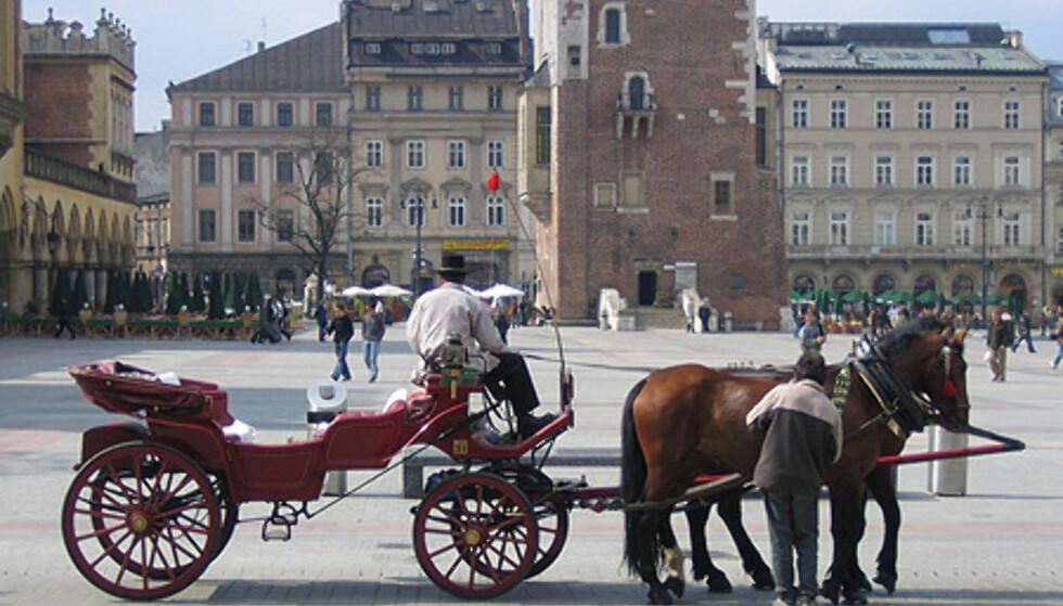 Plei kjærligheten i Krakow
