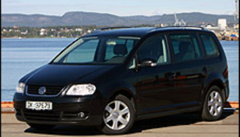 TEST: Volkswagen Touran 2.0 TDI DSG Highline