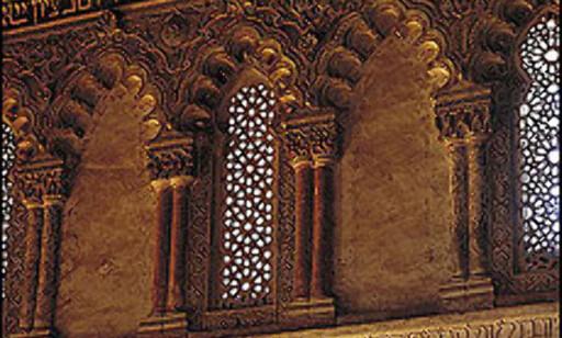 Tranisto-synagogen i Toledo.