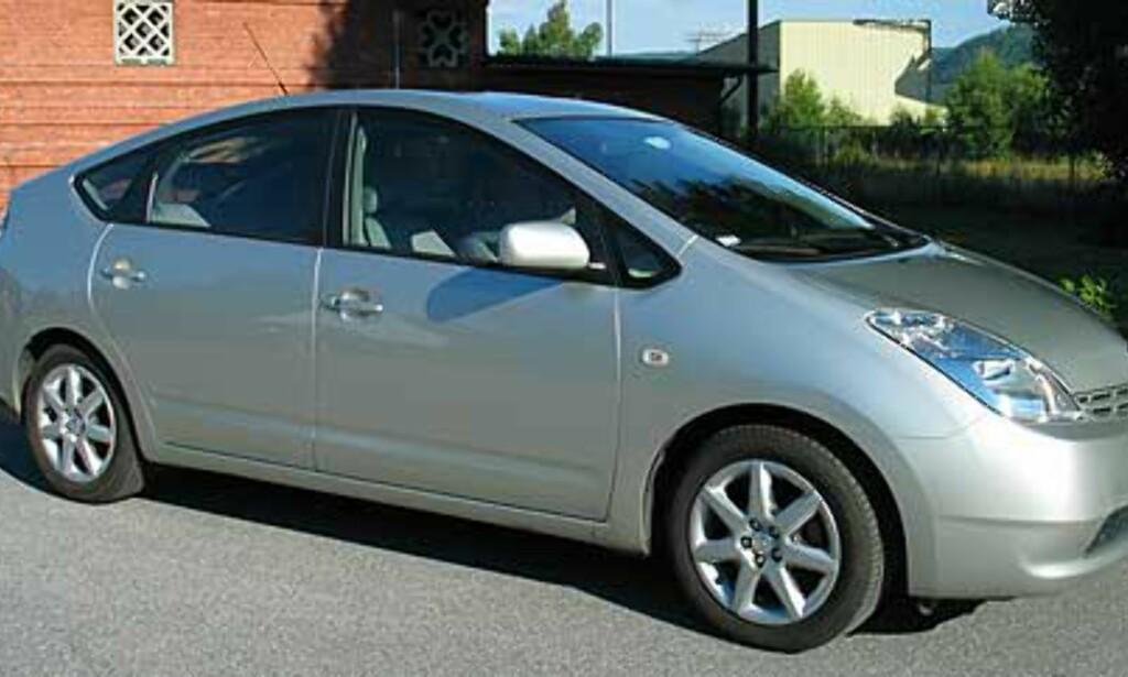 image: 420 mil i Toyota Prius