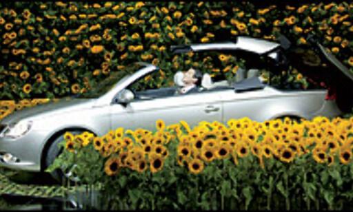 image: VW EOS vist i Frankfurt