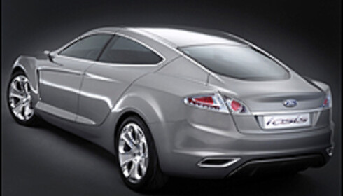 Neste Ford Mondeo antydes
