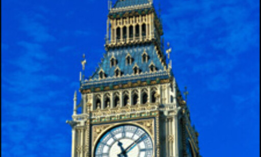 Få med deg Big Ben ved Westminster. Foto: Britain on View Foto: Britain on View
