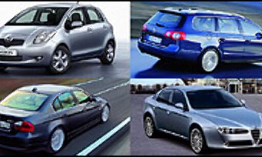 image: Stem på Årets bil 2006