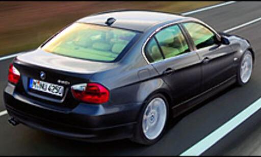 BMW 3-serie: 2. plass (749)