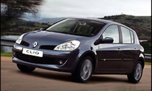 Renault Clio: 24. plass (36)