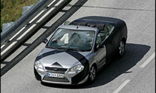 image: Ford lanserer snart kupekabriolet