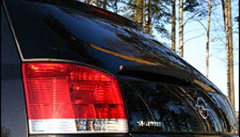 TEST: Opel Signum 1.9 TDCi aut.