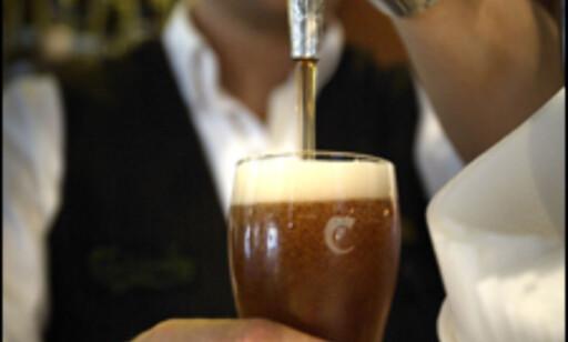 Danskene lager godt øl, og drikker det gjerne. Foto: Wonderful Copenhagen Foto: Wonderful Copenhagen