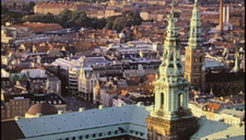 Kontinentale København - Kongens by. Foto: Wonderful Copenhagen Foto: Wonderful Copenhagen
