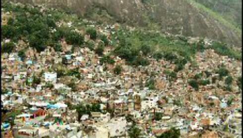 Rochina er Rios største favela.