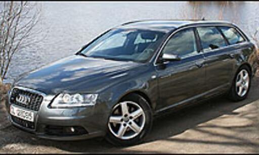 image: TEST: Audi A6 2.0T - det nye bensinturbo-alternativet