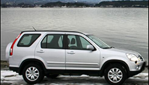 Honda CR-V 2,2 CDTi