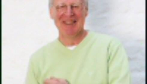 Dennis Jørstad. Foto: ICF.