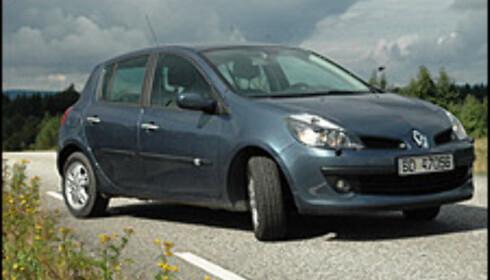 TEST: Renault Clio 1,4 - litt mer futt