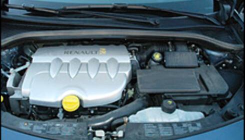 Denne 1,4-liters bensinmotoren tar ut 100 hester ved 5.750 omdreininger.