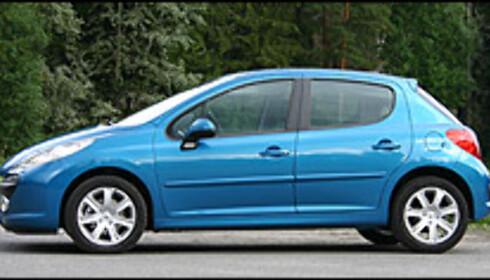 TEST: Peugeot 207 - en ny klasseleder?